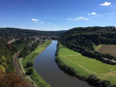 Radtouren im Weserbergland