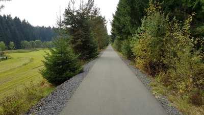Rennradtouren im Fichtelgebirge