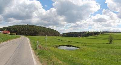 Rennradtouren in Mittelfranken