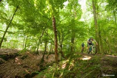 Mountainbike-Touren rund um München