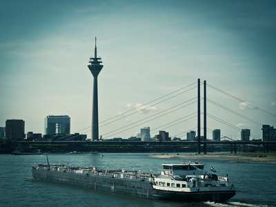 Rennradtouren rund um Düsseldorf
