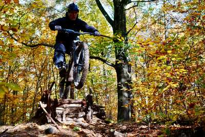 MTB Trails Around Dresden