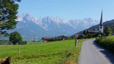 Radtouren rund um Salzburg
