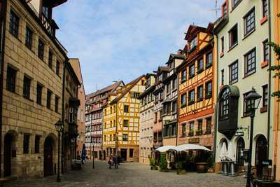 Rennradtouren rund um Nürnberg
