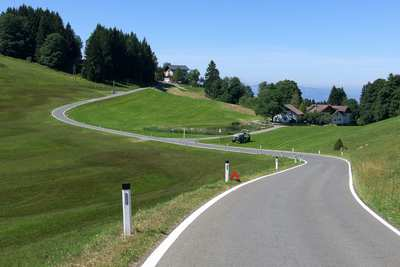 Rennradtouren rund um den Bodensee