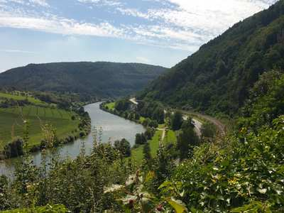 Cycling around Heidelberg