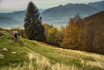 Mountain Bike Trails in Ticino