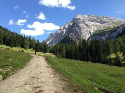 Mountainbike-Touren rund um Innsbruck