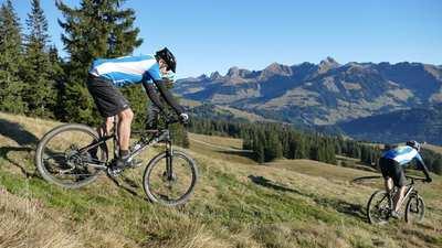 Mountainbike-Touren rund um Bern