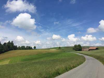 Rennradtouren rund um Bern