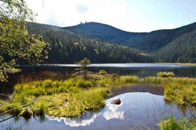 Wandern rund um Lohberg