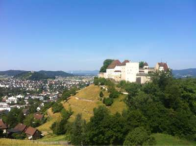 Cycling in the Aargau