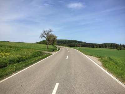 Rennradtouren auf der Schwäbischen Alb
