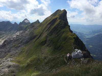 Hiking around St. Gallen
