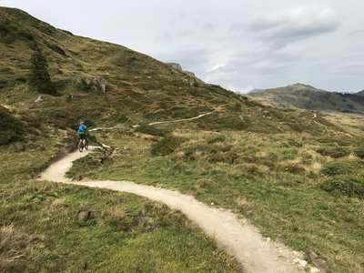 Mountainbike-Touren in Sankt Gallen
