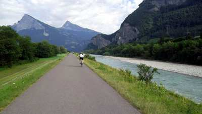 Road Cycling Routes in St. Gallen