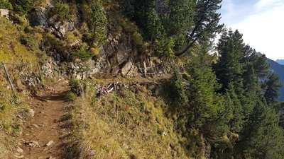 Hiking in Schwyz