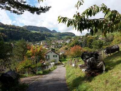 Wandern in Solothurn