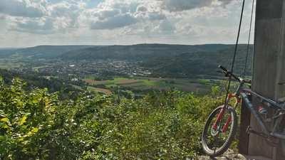 Mountainbike-Touren in Pretzfeld