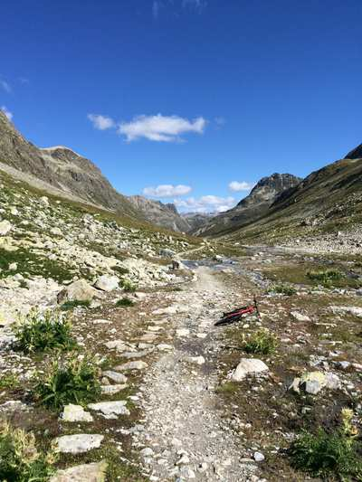 Mountainbike-Touren in der Schweiz