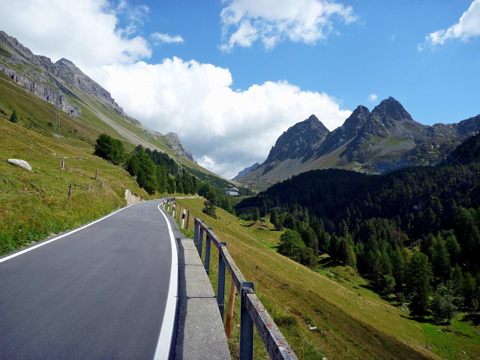 Rennradtouren in Schweiz