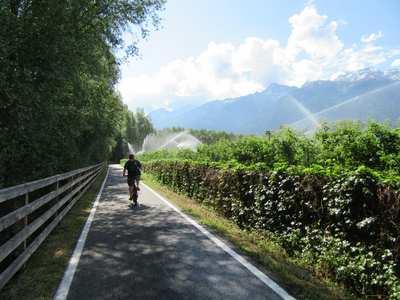 Radtouren in Italien
