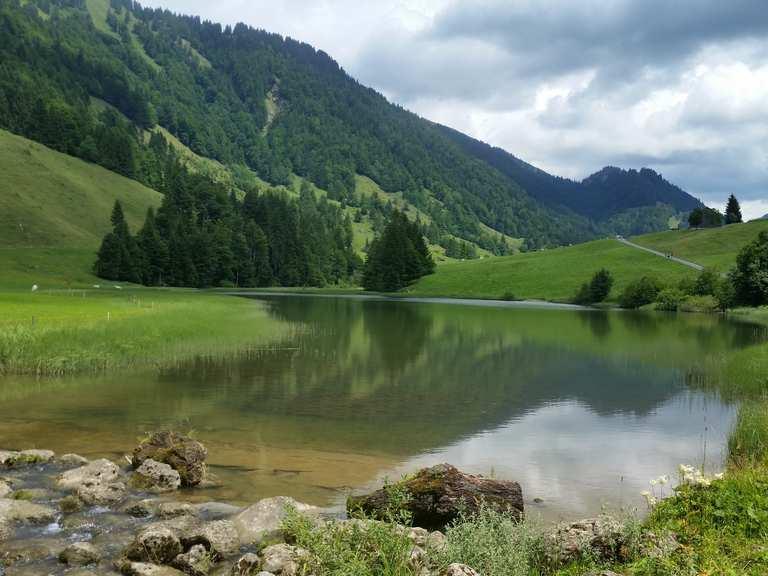 Die 20 Schonsten Wanderungen Rund Um Steibis Komoot