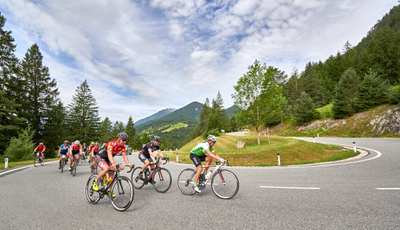 Rennradtouren in Tirol