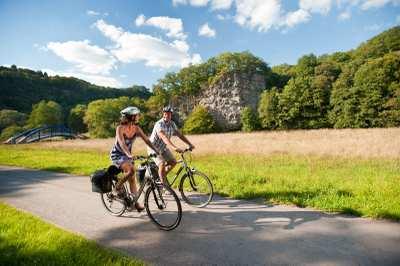 Radtouren in Rheinland-Pfalz