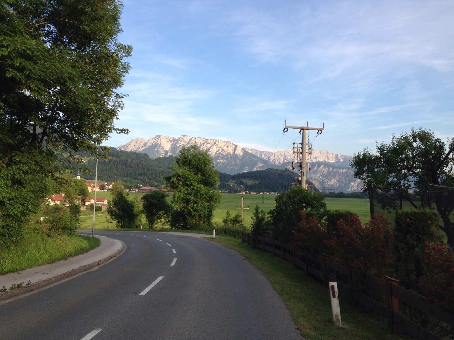 Rennradtouren in Bayern