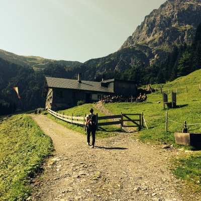 Wandern in Vorarlberg
