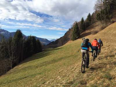 Mountainbike-Touren in Vorarlberg