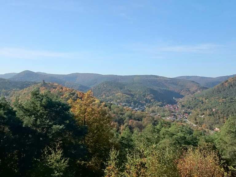 Top 20 Most Beautiful Hikes around Weisenheim am Berg | Komoot