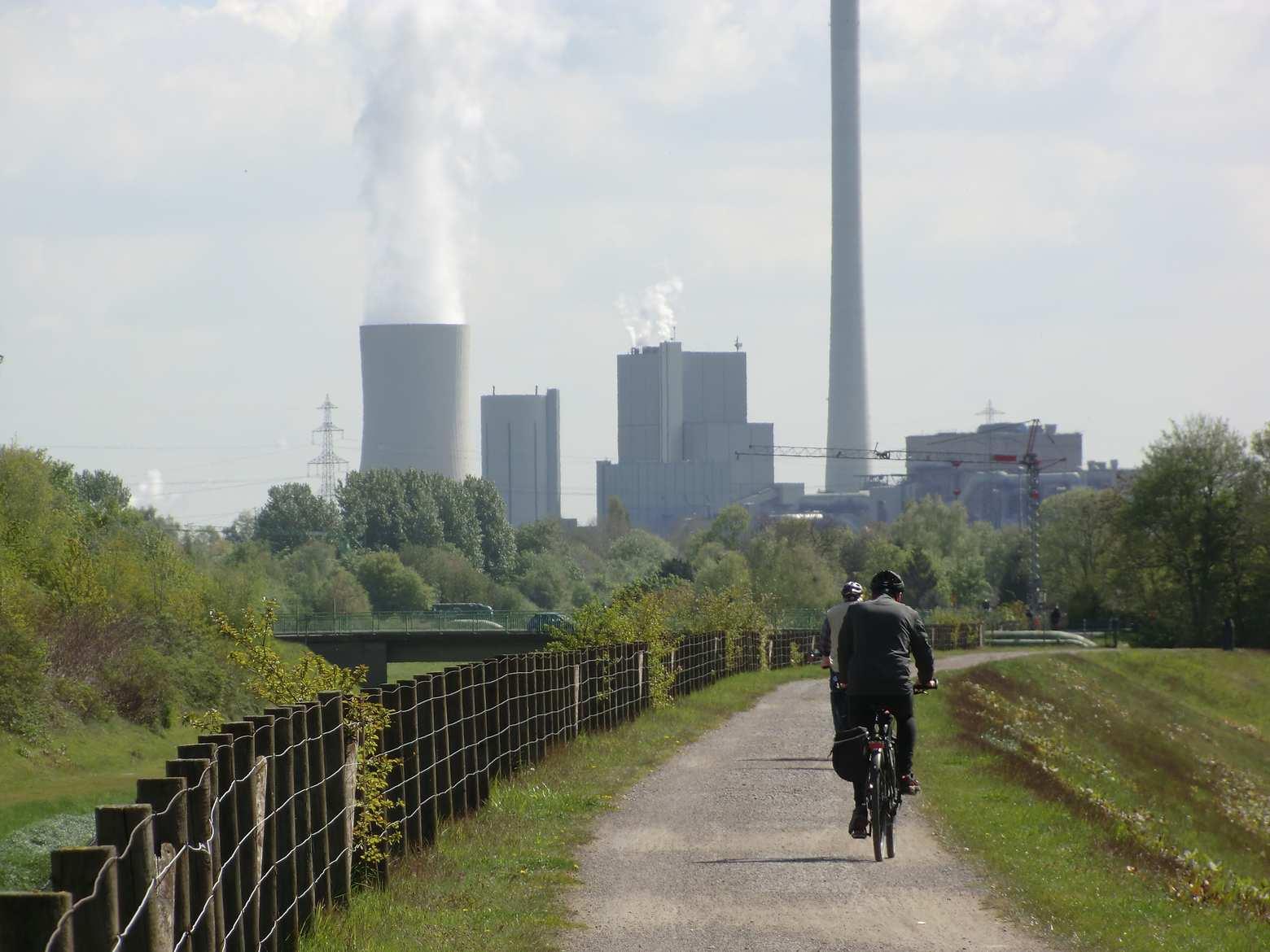 Radtouren in Nordrhein-Westfalen