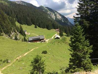 Mountainbike-Touren in Reutte