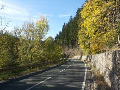 Rennradtouren in Thüringen
