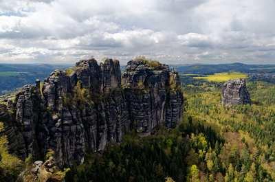 Wandern in Sachsen