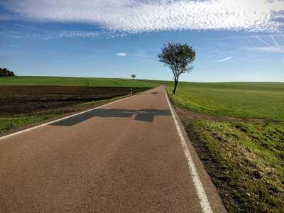 Rennradtouren in Sachsen