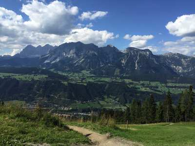 Mountain Bike Trails in Styria