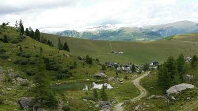 Wandern rund um Bad Kleinkirchheim