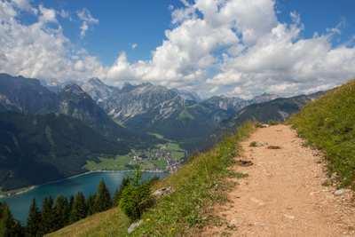 Mountainbike-Touren rund um den Achensee
