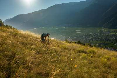 Mountainbike-Touren in den Ötztaler Alpen