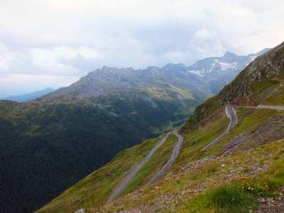 Rennradtouren in den Ötztaler Alpen
