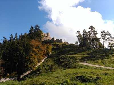 Wandern in den Lechtaler Alpen