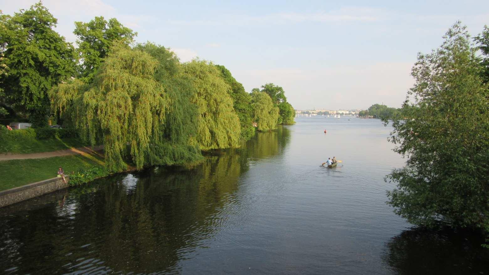 Wandern rund um Hamburg