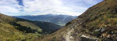 Mountainbike-Touren rund um Zell am See