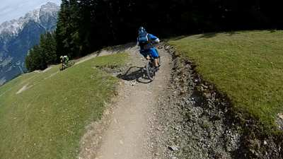 Mountainbike-Touren in den Kitzbüheler Alpen