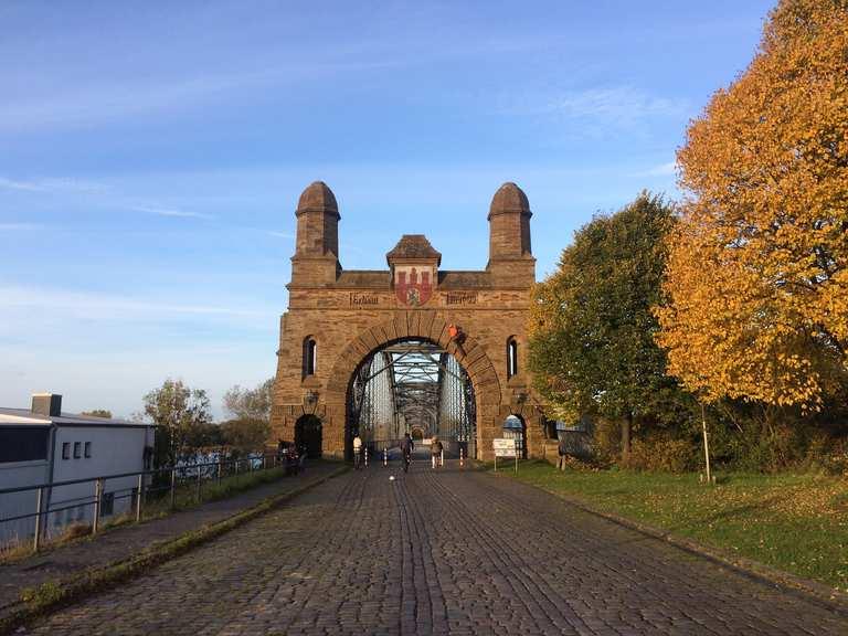 Die 20 Sch Nsten Fahrradtouren Rund Um Hamburg Komoot