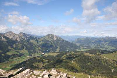 Bergtouren in Tirol