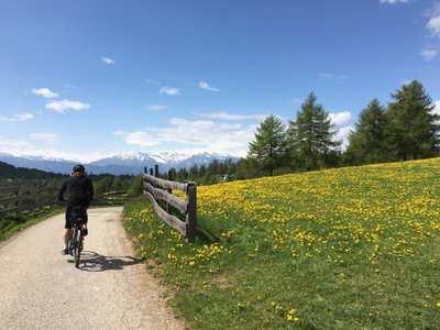 Radtouren in Südtirol